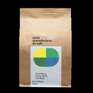 Miró Manufactura de Café Kaffeebohnen Brasilien Serra Negra