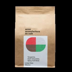 Miró Manufactura de Café Kaffeebohnen Mexiko Linda Vista