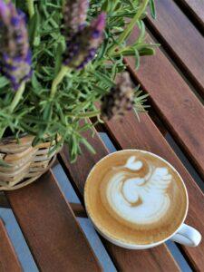 Wagner Coffee Culture Latte Art Schhwan