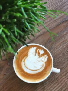 Wagner Coffee Culture Latte Art Doppelter Schwan